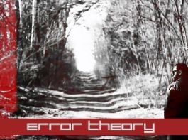 Error Theory The Search Chapter One
