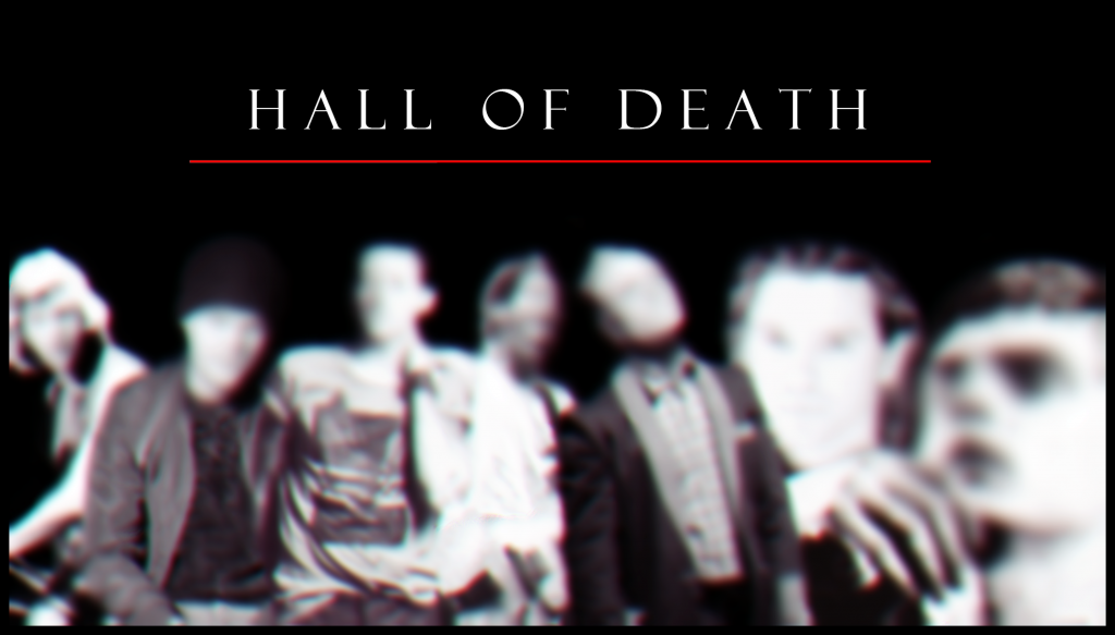 Error Theory Hall Of Death