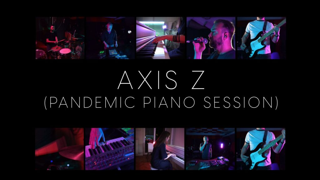 """SZUM & FYKES """"AXIS Z (PANDEMIC PIANO SESSION)"""" NOWE WIDEO"""