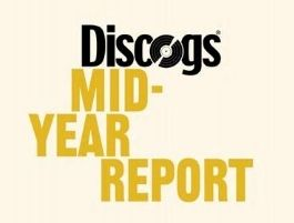 Discogs Sales Raport 2020